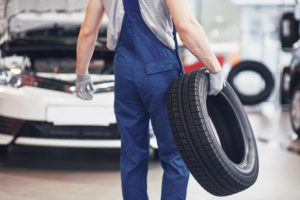 Tire Service, Mechanic